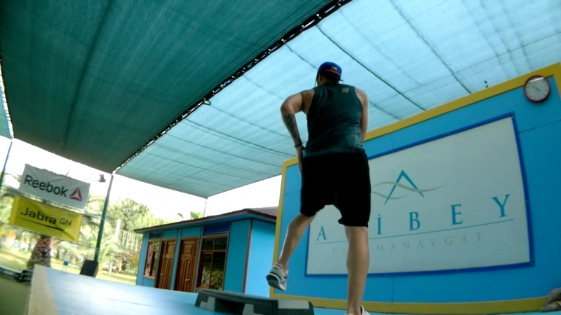 Taras Klimov Step Freestyle