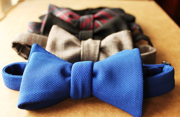 галстук-бабочки