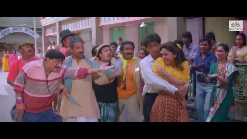Raju Ban Gaya Gentleman - Kya Hua Shah Rukh Khan Juhi Chawla