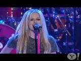 Avril Lavigne - Girlfriend (Live @ Yahoo! Nissan Live Sets 05.03.2007)
