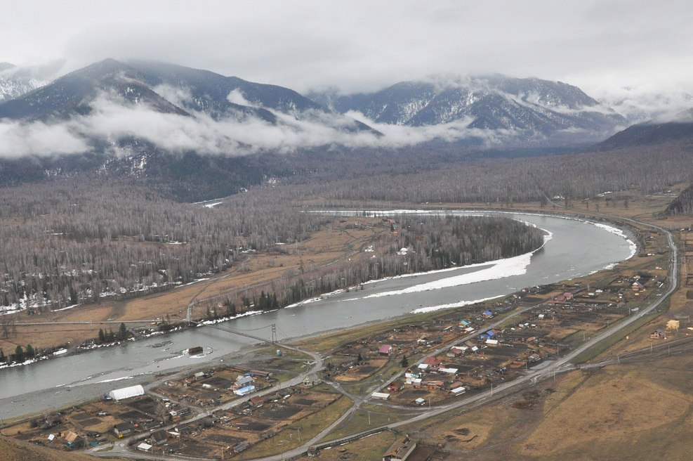 Весенняя поездка в Горный Алтай (апрель 2016)