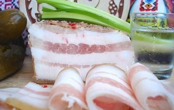 сало маринованное вкусное рецепт