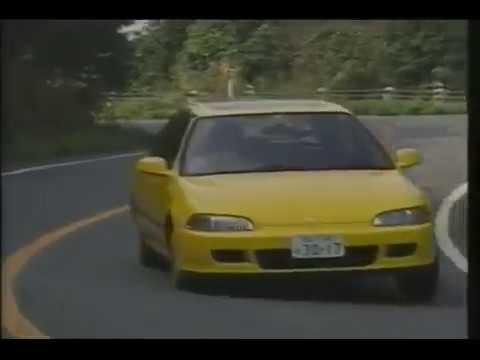 Best motoring 1991 12 NEWシビック&プレリュード徹底テスト無差別級大バトル!!