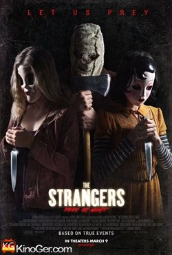 The Strangers Prey at Night (2018)