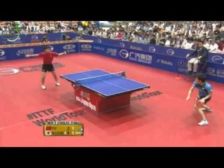 2014 Japan Open FINAL MIZUTANI Jun vs YU Ziyang Highlights