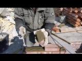 Деревянная рейка для кладки кирпича-1