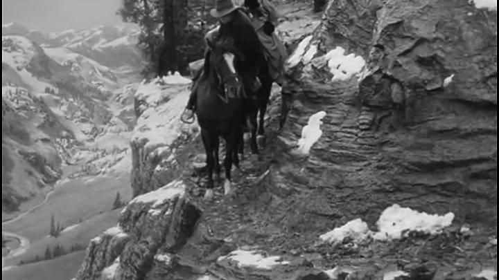 Изгнанники Покер-Флета (1952) - Вестерн