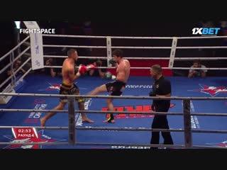 MuayThai Moscow 2: Мугидинов Абдулмалик — Хромов Андрей | Тайский бокс