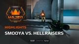 Highlights Smooya vs HellRaisers FACEIT Major London 2018 - New Legends Stage