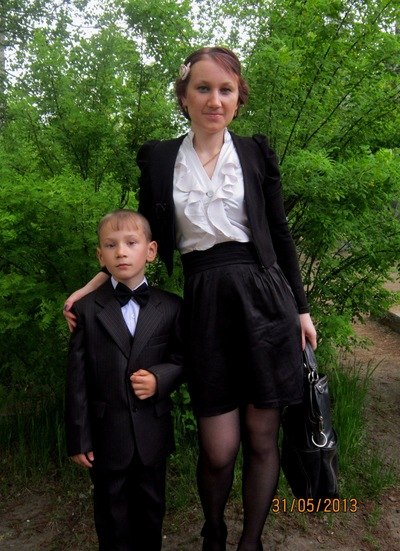 Юлия Офейчук, 2 февраля 1985, Осинники, id30855814