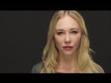 Анастасия Дворецкая актерская визитка Зеркало