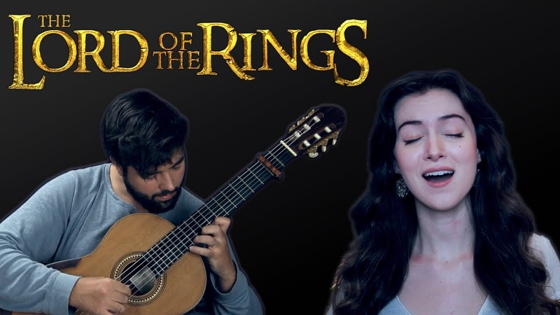 THE LORD OF THE RINGS: May It Be (ft. Malinda Kathleen Reese)