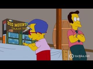 The Simpsons | Симпсоны - 24 сезон 6 серия (VO-production)