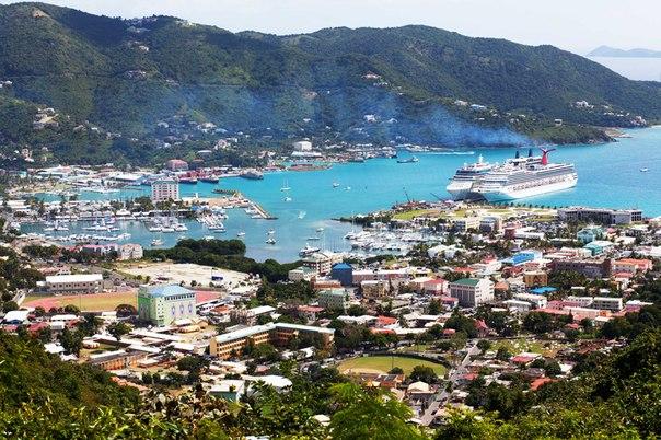 Род-Таун - Британские Виргинские острова