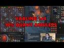 PoE Stream Highlights 255 Vaaling 144 10% Quantity Amulets