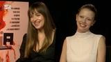 Dakota Johnson, Mia Goth &amp Luca Guadagnino on the influences &amp magic of Suspiria