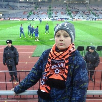 Максим Нестерчук, 7 марта 1998, Екатеринбург, id138066037