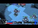 FightClub#6. Niy vs Komap, TvT. Platinum-Diamond, Semi-finals. Game 2!