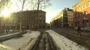 Cabview Line 12 Oslo tramway (sl79 tram) / Oslo tram / Oslo trikken