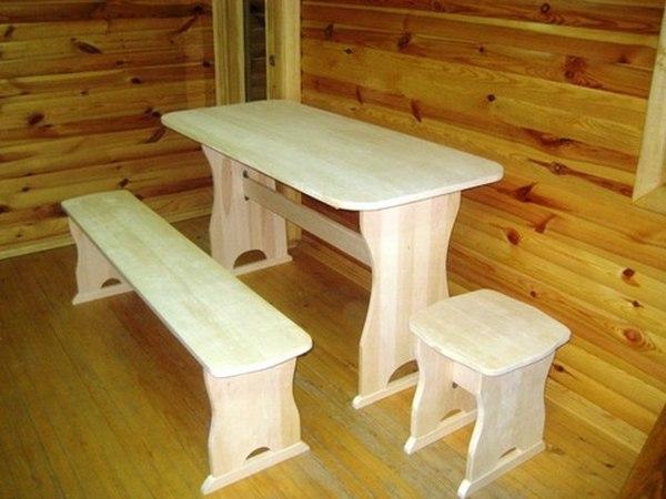 Мебель для бани и сауны своими руками - как сделать полки, скамьи и. Блог строителя