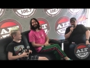 Alt 1067 - ICYMI on the air, The Woody Show sat down with