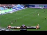 Футбол.Россия - Премьер-Лига.7-й тур.ЦСКА - Арсенал 1:0 20' Бибрас Натхо (пенальти)