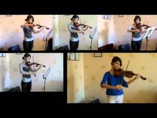 I Knew You Were Trouble-WALK OFF THE EARTH(Arrangement for Violin)