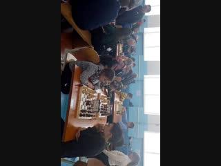 Областной турнир по шахматам с.Ст.Ермаково