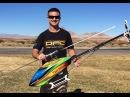 Alan Szabo Jr. ALIGN Trex 800E DFC Las Vegas Fun Fly 2/6/2016