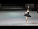 Swan Lake - Vorontsova and Latypov. Odile's variation and fouette