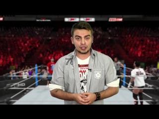 Обзор игры - WWE 2K15