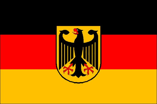цвета флага германии