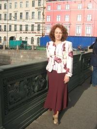 Надежда Орехова, 19 февраля , Санкт-Петербург, id171182032