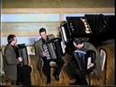 М Регер Интродукция и пассакалия ре минор исполняет Оренбургское трио баянистов Рига Ave Sol 03 2001