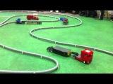 Лего: гонки на грузовиках