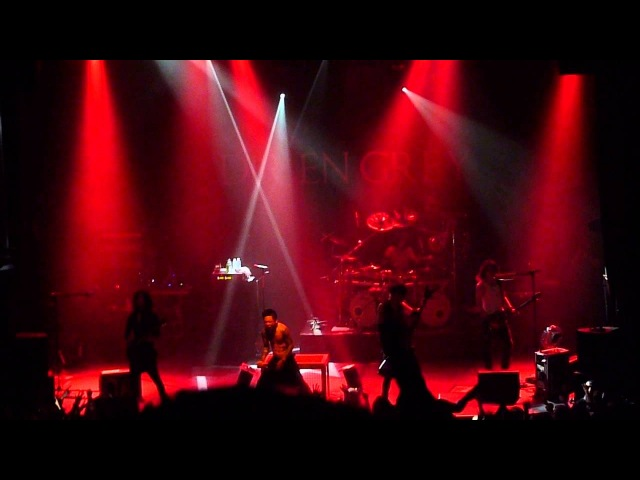 Dir en Grey - Hageshisa to kono mune no naka... Tabularasa Live in Paris 2013-06-13