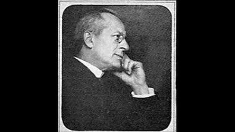 Alexander Siloti (1863-1945): Liszt - Bénédiction de Dieu