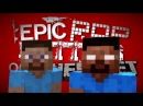 Steve vs Herobrine - Epic Rap Battles of Minecraft Season 2