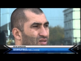 Спорт тайм. Вручение черного пояса и присвоение пятого дана Главе ЧР Кадырову. Р. А