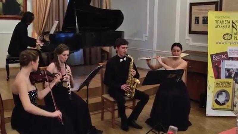 Международный Форум классической музыки, прошел с 5 по 8 февраля 2015 г. фр.3