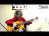 Уроки гитары Киев - «Dance» Florian Lambert. SERENADA.IN.UA