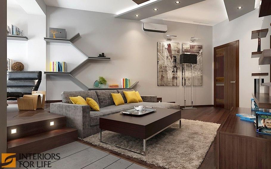 Дизайн однокомнатной квартиры 43 кв.м