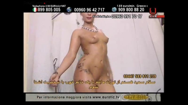 Lia Shower eurotic tv 09 04 2011