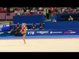 Арина Аверина булавы (AA) — Чемпионат Мира 2018 / Болгария, София