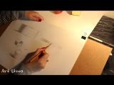 Основы СВЕТОТЕНИ в Рисунке Карандашом - Учимся РИСОВАТЬ карандашом