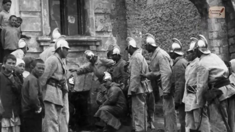 Что прикрыли словом БРАНДМАУЭР Свидетели ядерной войны 19 век 1 часть