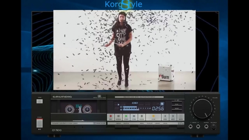 KorgStyle Sash Lian Ross NonStopMix Korg Pa 900 Clips 2017