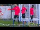 Как тренируются вратари в ФК Монако 2