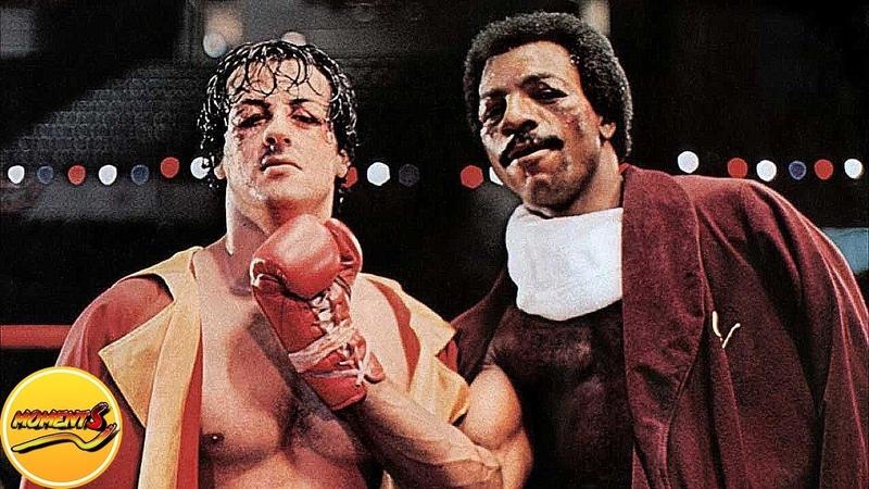 Бой Рокки Бальбоа и Аполло.Rocky Balboa Vs Apollo Creed.Фильм Рокки 1976