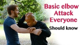 Basic elbow attack everyone should know wing chun